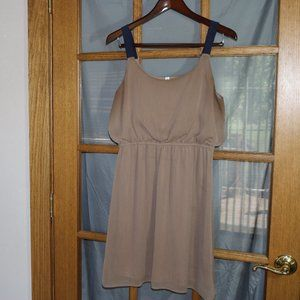 NWOT Xhilaration Sundress L